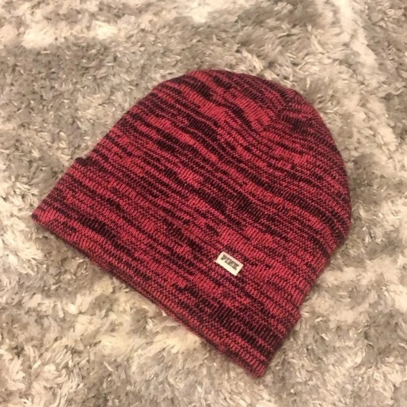 PINK Victoria's Secret Accessories - Victoria's Secret PINK Beanie